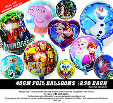 Fairy Tales Round Party Balloons & Decorations