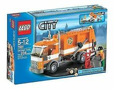 Lego City 7991 Garbage Truck With Minifigure UK Postage