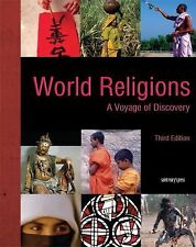 World Religions (2009): A Voyage of Discovery, Third Edition, Jeffrey Brodd, Goo