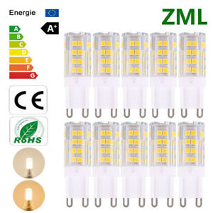 G9 LED Bulb 8W 51 SMD 2835 Chip COB Energy Saving Lights Super Bright 220V