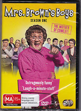 Mrs Brown's Boys - Season One - DVD Region 2,4 & 5 Brand New Sealed
