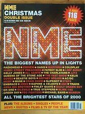 NME New Musical Express 23-30/12/00 Muse, Coldplay, Charlatans, Radiohead, Ash