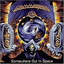 Somewhere Out in Space von Gamma Ray | CD | Zustand gut