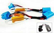 H13 LED Light Xenon HID headlight No Error Load Resistor Wiring Harness Adapter