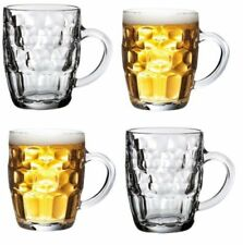 Half Pint Glass Tankards Ale/Bitter Collectable Pint & Beer Glasses