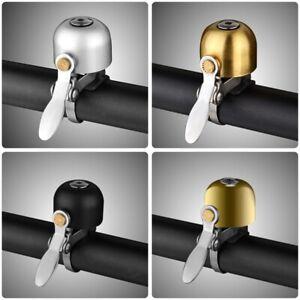 ROCKBROS Bike Bell Bicycle Bell Hand Bell Classic Handlebar Ring Retro Bell Horn