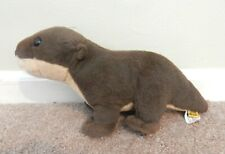 "Wild Republic K& M International Brown Sea Otter Plush 12"" 2009"
