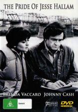 The Pride of Jesse Hallam - DVD R4 Johnny Cash & Brenda Vaccaro