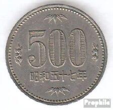Japan 87 58 sehr schön Kupfer-Nickel 58 500 Yen Hirohito