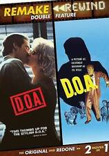 REMAKE REWIND - D.O.A. Double Feature - DVD