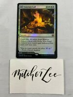 MTG Magic the Gathering FOIL Emeria's Call / Shattered Skyclave  Zendikar Rising