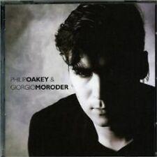 Phil Oakey Giorgio Moroder - Philip Oakey & And Giorgio Moroder (NEW CD)