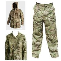BRITISH ARMY MTP SET - USED - TROUSERS / SMOCK AND SHIRT - AIRSOFT - PCS - CADET
