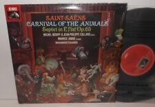 ASD 3448 Saint-Saens Carnival Of The Animals Michel Beroff Jean-Philippe Collard