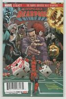 Despicable Deadpool #297 SIGNED by Fabian Nicieza (Marvel 2018) Dynamic Forces