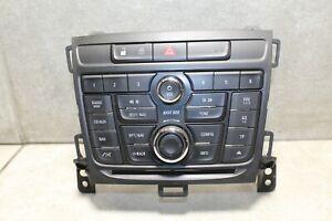 Radiobedienteil Bedienteil Radio Bordcomputer Navi 900 Opel Zafira C Tourer