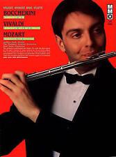 Boccherini: Conc. in D/Vivaldi: Conc. 2 in G Minor/Mozart: Andante: Flute by...