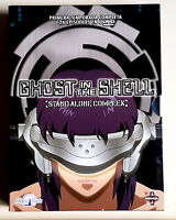 MANGA - GHOST IN THE SHELL - 6 DVDs - BANDAI/ SELECTA VISION - ED. ESPAÑA 2005