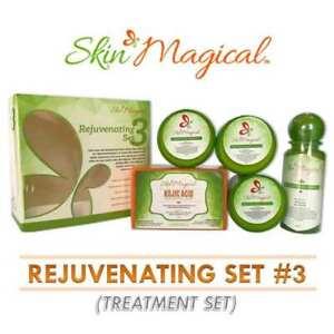 Skin Magical Set 3 Fades Dark Spot Skin Lightening. Best Seller.❤️