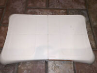 Nintendo Wii Fit Balance Board Nintendo No Game. Clean RVL-021