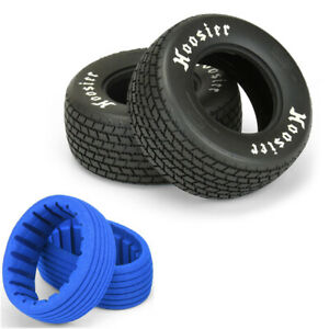 "Pro-Line 10153-02 Hoosier G60 SC 2.2""/3.0"" M3 Soft Dirt Oval SC Mod Tires : F/R"