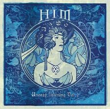 HIM Uneasy Listening Vol.1 CD NEW SEALED 2007 Goth Metal