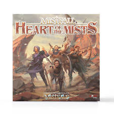 New Mistfall Heart Of The Mists Expansion Board Game Strategy NSKN Official