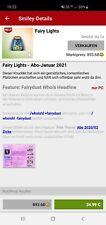 Knuddels.de Smiley fairy lights