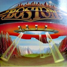 ++BOSTON don't look back LP 1978 EPIC the journey/feelin' satisfied RARE VG++