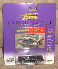 JOHNNY LIGHTNING *CLASSIC GOLD* 1970 OLDS 442