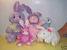Easter Bunny - Lot Of 5 - Fun For Easter Morning