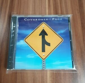 Coverdale Page - Coverdale Page (1993) Album Rock Blues Musik CD *** Wie Neu ***
