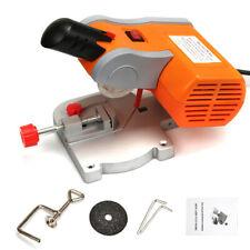 Mini 0°-45° Miter Cutting Machine Bench Cut-off Chop Saw Set For Cut Wood Metal