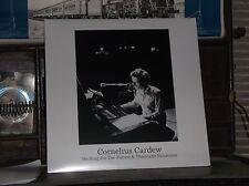 CORNELIUS CARDEW doxy #/500 LP SEALED amm frederic rzewski scratch orchestra