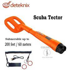 Quest Deteknix Scuba Tector - Pinpointer - PI Detector - Waterproof to 200 feet
