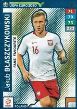 Panini Adrenalyn XL Road to Euro 2020 Fans Favourite Nr. 266 Blaszczykowski