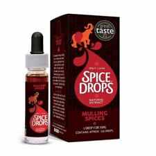2x Spice Drops Mulled Wine Extract 5ml