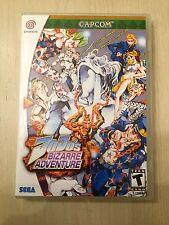 Replacement Case (NO GAME) JoJo's Bizarre Adventure - Sega Dreamcast