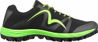 More Mile Cheviot 4 Mens Trail Running Shoes Black Offroad Racing Fell Terrain