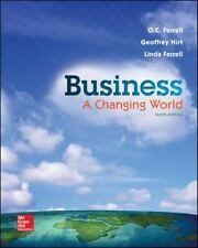 Business: A Changing World (10th E-TEXT **PDF** EDITION