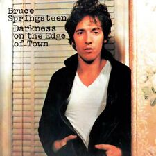 CD BRUCE SPRINGSTEEN - DARKNESS ON THE EDGE OF TOWN-CDCBS 86061  NUOVO SIGILLATO