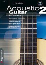 ACOUSTIC GUITAR 2, Gitarrenschule-Fortsetzung PORTOFREI