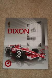 2009 Scott Dixon Target Honda Dallara Indy Car postcard