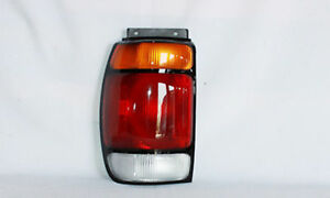 Left Tail Light Fits 2/1995-1997 Ford Explorer