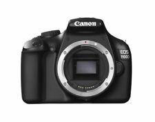 Canon EOS 1100D 12.2MP DSLR Kamera Schwarz (Nur Gehäuse) - Wie Neu #058
