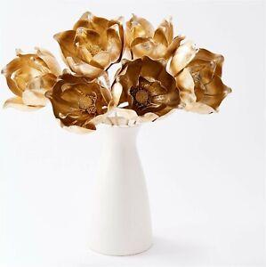 6 Magnolia Picks Gold NEW H222636