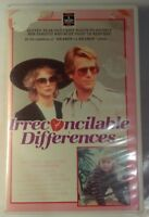 Irreconcilable Differences VHS 1984 Comedy Charles Shyer 1985 RCA/Columbia/Hoyts