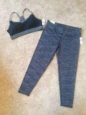 NWT Gap Fit Set Of 2  Legging & Sport Bra Activewear XL Size