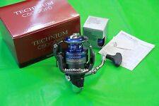 NIB Shimano Technium C5000FD Spinning Reel TEC5000CFD plus spare spool FREE 3 DA