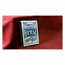 CHAINLESS BICYCLE BLUE DECK OF PLAYING CARDS USPCC POKER SIZE MAGIC TRICKS GAMES